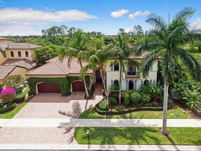 Palm Beach Gardens FL Single Family Home For Sale: $2,399,000