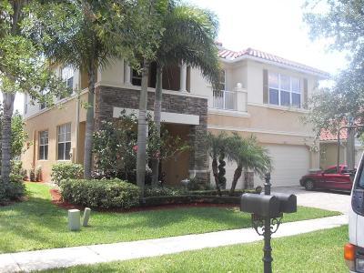 Boynton Beach Rental For Rent: 10116 Cobblestone Creek Drive