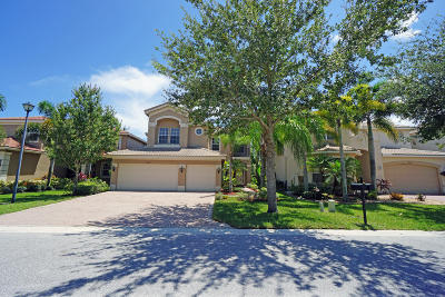 Boynton Beach Single Family Home For Sale: 8525 Breezy Hill Drive