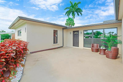 Fort Lauderdale FL Single Family Home For Sale: $524,900
