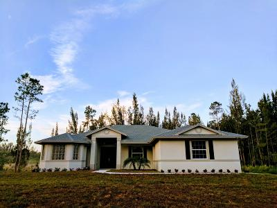 Jupiter Single Family Home Contingent: 15242 97th Drive