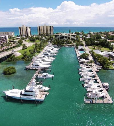 Tequesta Residential Lots & Land For Sale: 46 S Beach Road #8