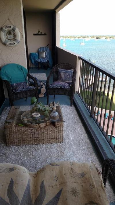 West Palm Beach Condo For Sale: 5200 Flagler Drive #805