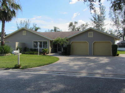 Boynton Beach Single Family Home For Sale: 4278 Fox Trace