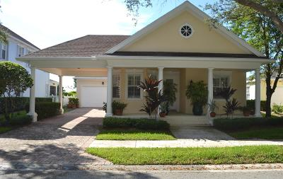 North Palm Beach, Jupiter, Palm Beach Gardens, Port Saint Lucie, Stuart, West Palm Beach, Juno Beach, Lake Park, Tequesta, Royal Palm Beach, Wellington, Loxahatchee, Hobe Sound, Boynton Beach Single Family Home Sold: 156 Barbados Drive