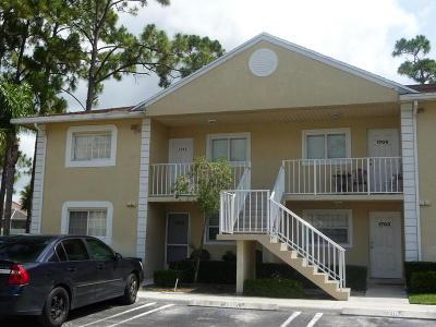Royal Palm Beach Condo For Sale: 805 Palm Beach Trace Drive