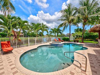 Lake Worth Single Family Home For Sale: 6454 Nikki Way