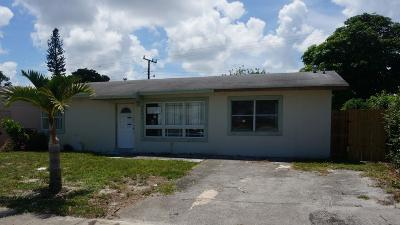 Pompano Beach Single Family Home For Sale: 4321 NE 6th Terrace