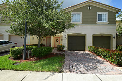 Port Saint Lucie Single Family Home For Sale: 2242 SW Rockport Road