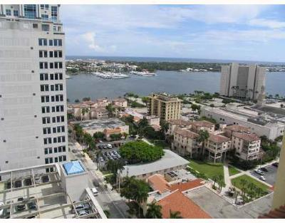 West Palm Beach Condo For Sale: 801 S Olive Avenue #1615