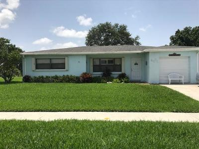 Boca Raton Single Family Home For Sale: 4576 Bison Street