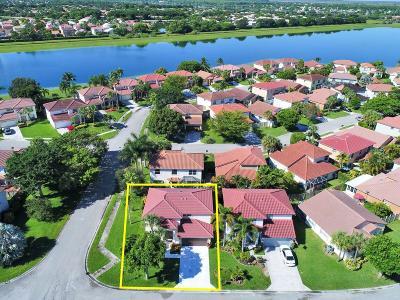 Boca Raton Single Family Home For Sale: 10612 Lake Jasmine Drive