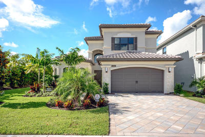 Delray Beach Single Family Home For Sale: 9476 Eden Roc Court