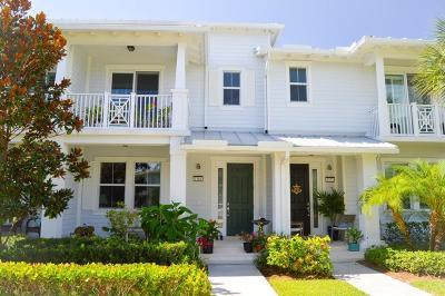 Jupiter Townhouse For Sale: 1168 Dakota Drive