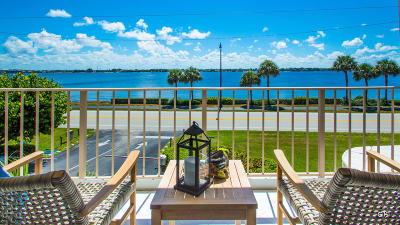 Palm Beach Condo For Sale: 3200 S Ocean Boulevard #C204