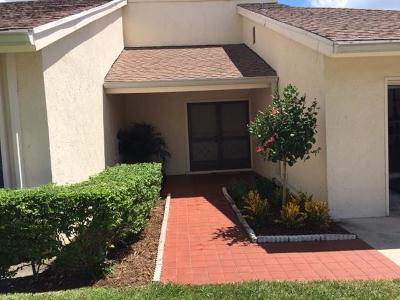 Palm Beach Gardens Single Family Home For Sale: 13409 Touchstone Place