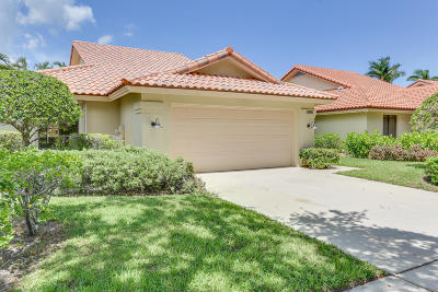 West Palm Beach Single Family Home For Sale: 2895 Farragut Lane