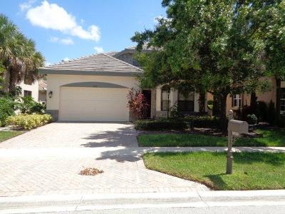 Wellington FL Single Family Home For Sale: $429,000