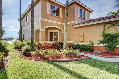 West Palm Beach Townhouse For Sale: 3065 Waddell Avenue