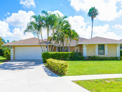 Wellington FL Single Family Home For Sale: $399,000