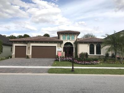 Boca Raton Single Family Home For Sale: 17662 Cadena Drive