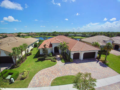 Jupiter Single Family Home For Sale: 162 Citadel Circle