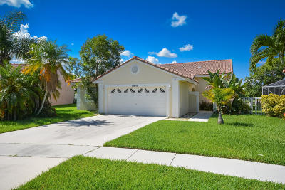 Boca Raton FL Single Family Home For Sale: $359,000