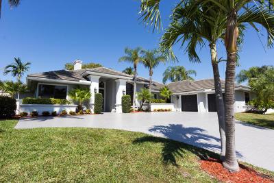 Boca Raton Single Family Home For Sale: 7681 NE Morningside Terrace