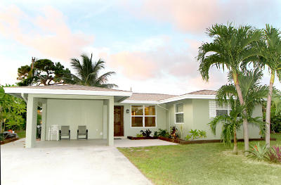 Boca Raton Single Family Home For Sale: 4994 NW 2nd Court