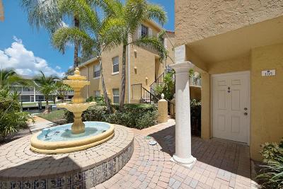 North Palm Beach Condo For Sale: 1135 Lake Shore Drive #105