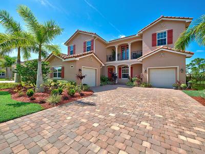 Palm City Single Family Home For Sale: 6603 SW Key Deer Lane