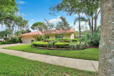 Boca Raton Single Family Home For Sale: 3600 NW 23rd Terrace