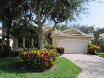 Boynton Beach Single Family Home For Sale: 7270 Wailea Avenue