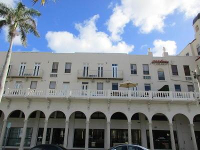 Palm Beach Condo For Sale: 235 Sunrise Avenue #Mz K 110