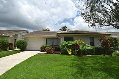 Palm City Single Family Home For Sale: 4121 SW Egret Pond Terrace