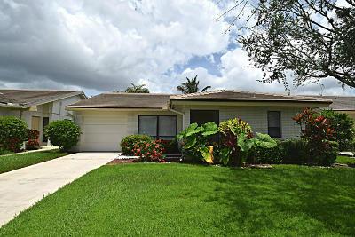 Palm City Single Family Home Contingent: 4121 SW Egret Pond Terrace