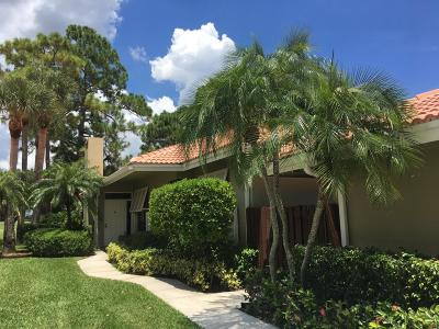 Palm Beach Gardens Rental For Rent: 112 Old Meadow Way