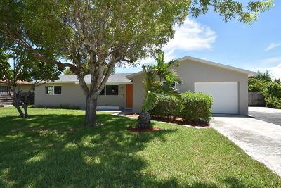 Boynton Beach Single Family Home For Sale: 126 SW 10th Avenue