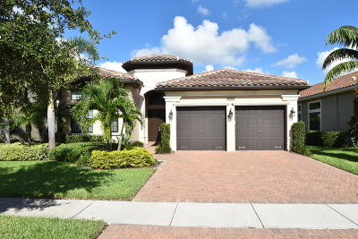 Delray Beach Single Family Home For Sale: 16643 Ambassador Bridge Road