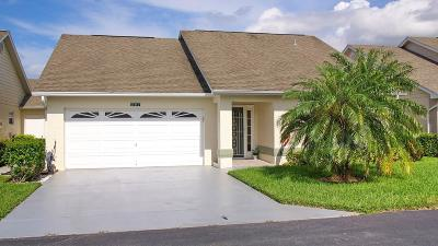 Port Saint Lucie Single Family Home For Sale: 307 NW Tuscany Lane