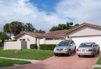 Boca Raton Single Family Home For Sale: 7179 San Sebastian Drive