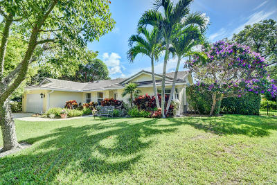 Boca Raton Single Family Home For Sale: 2291 NW 35th Street
