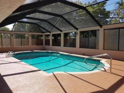 Port Saint Lucie Single Family Home For Sale: 189 NE Caprona Avenue