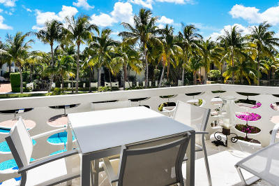 Palm Beach Condo For Sale: 130 Sunrise Avenue #310