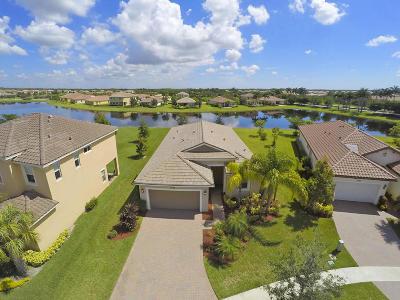 Royal Palm Beach Single Family Home For Sale: 2496 Vicara Court