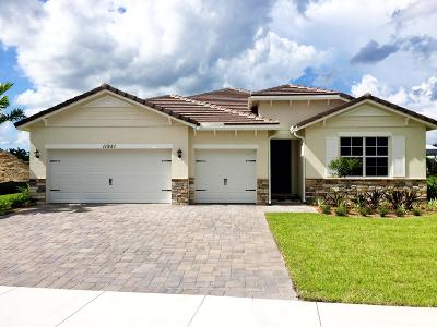 Royal Palm Beach Single Family Home For Sale: 11951 Cypress Key Way