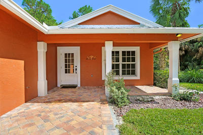 Jupiter Single Family Home For Sale: 9423 150th Court