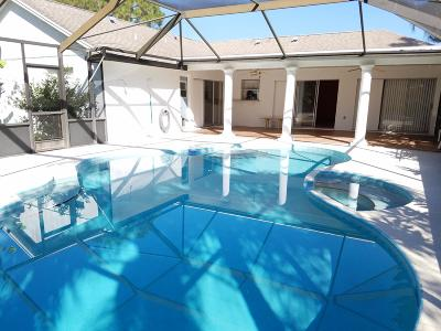 Port Saint Lucie, Saint Lucie West Single Family Home For Sale: 2032 SW Akorot Road
