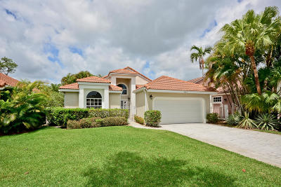 West Palm Beach Single Family Home For Sale: 13869 Palm Grove Place