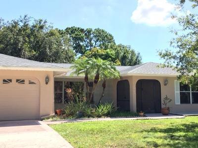 Port Saint Lucie, Saint Lucie West Single Family Home For Sale: 1065 SE Proctor Lane
